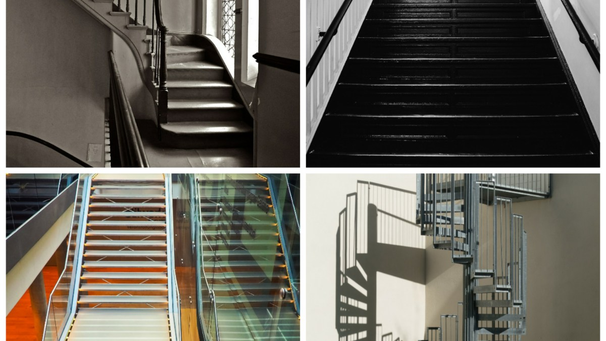 Popular Types of Stairs for Each Home