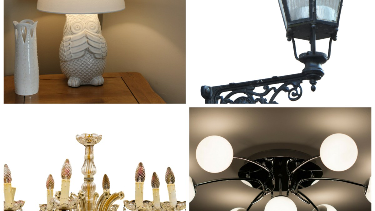Lighting Your House with Appropriate Lamps