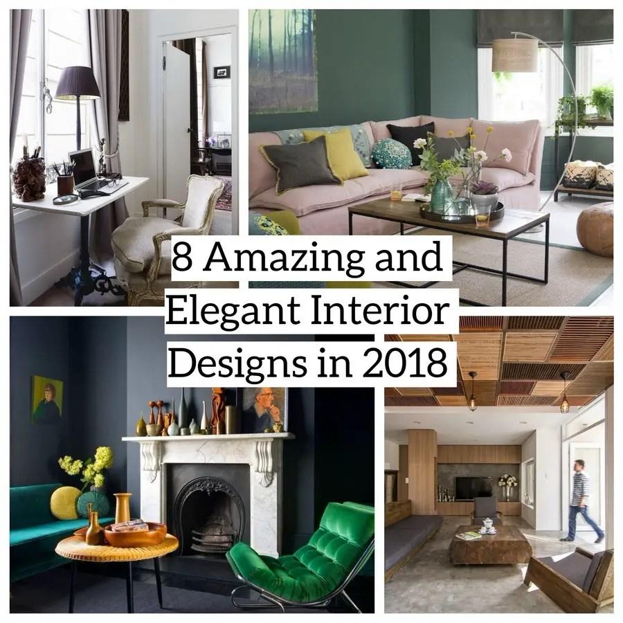 8 Amazing Dream Home Interior Designs In 2018 For Elegant