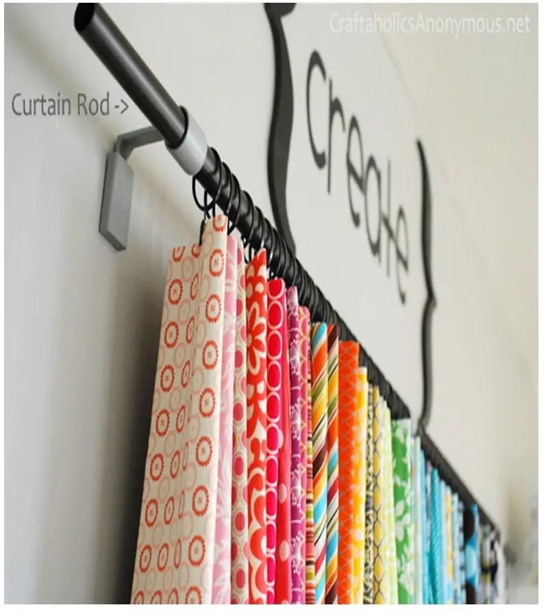 Fabric storage 8