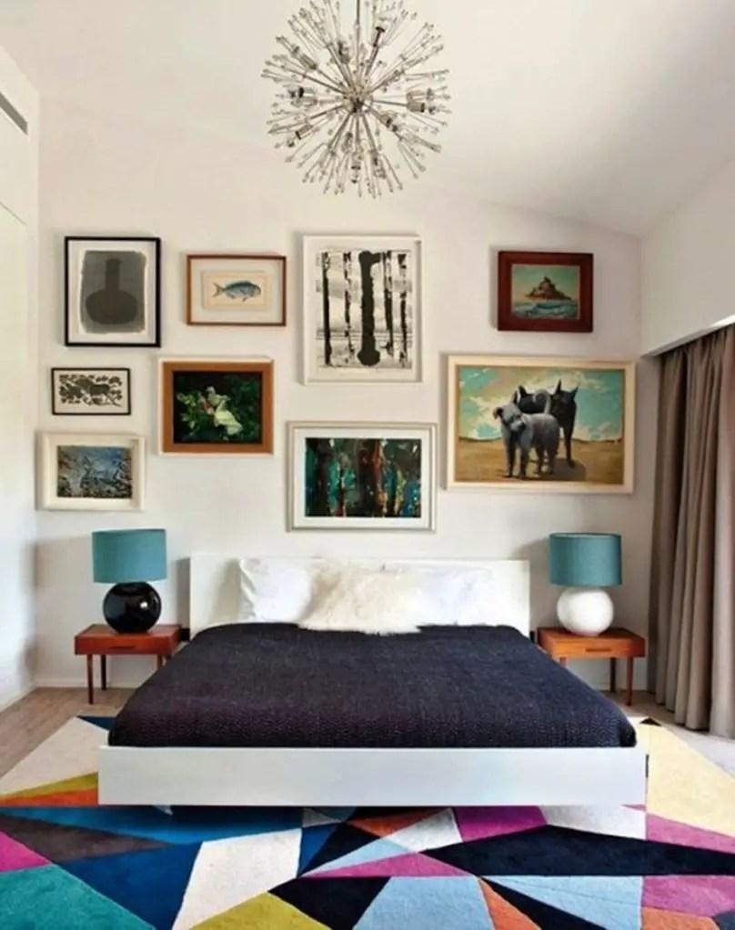 Mid century modern bedroom design ideas 3
