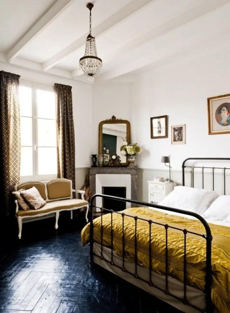 Mid century modern bedroom design ideas 5