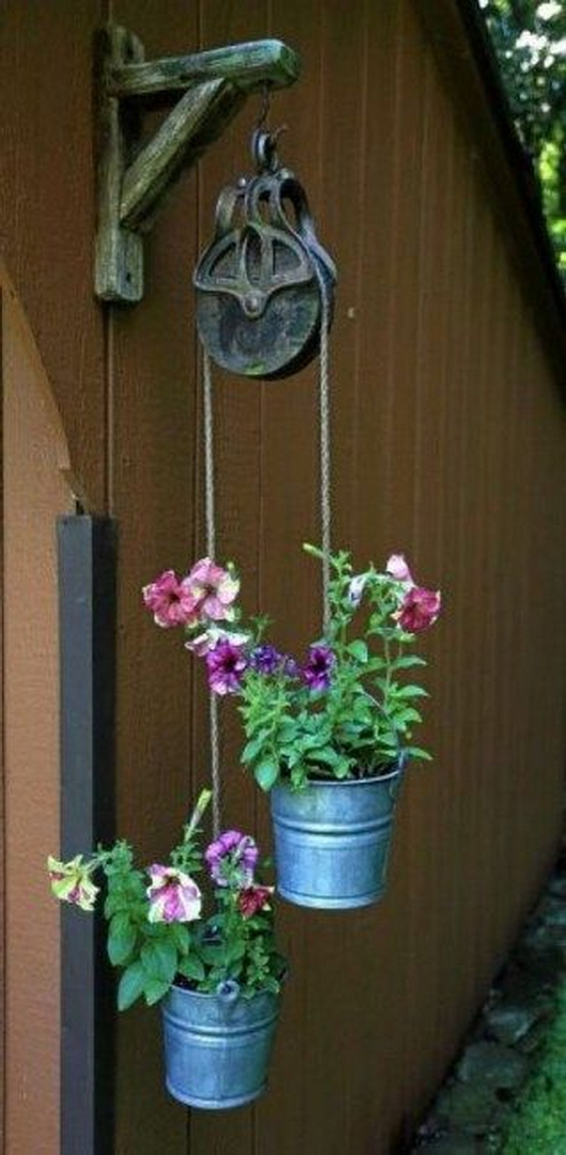 6. old pulley