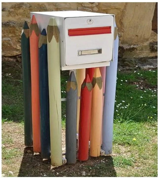 Mailbox ideas 9