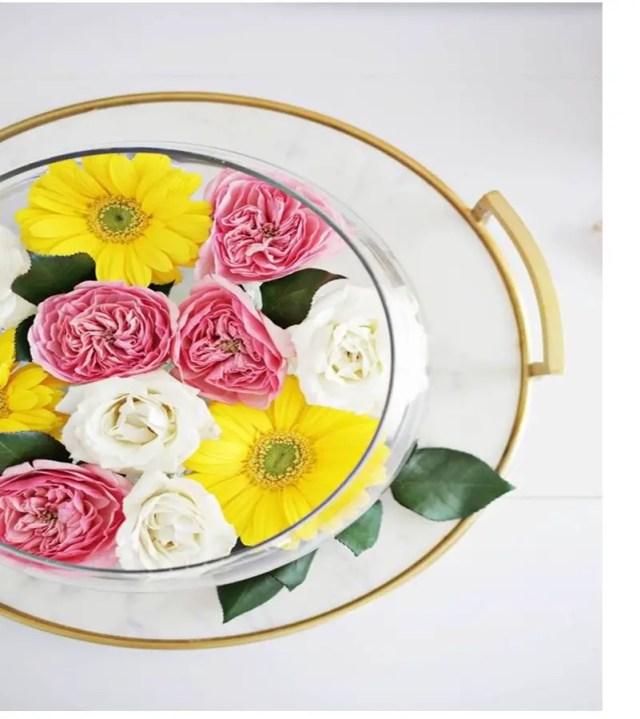 Spring floral arrangement 6