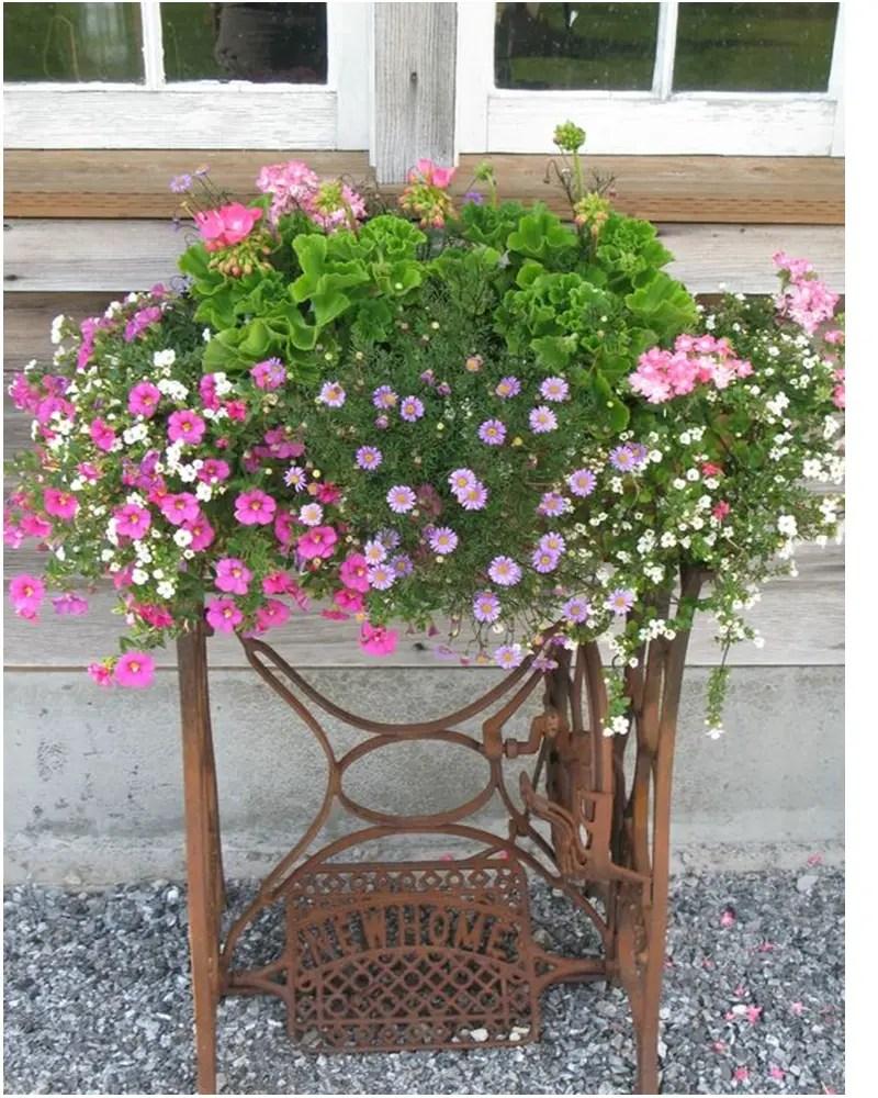 Vintage garden ideas 5