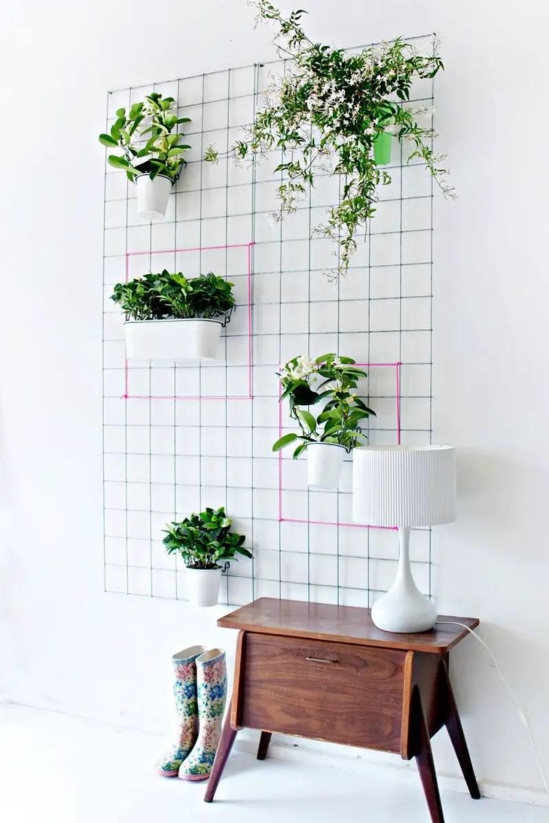 Green-wall-planter-