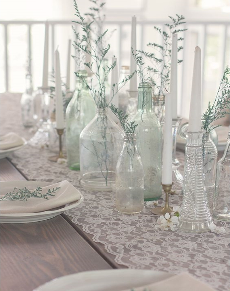 Spring table setting 2