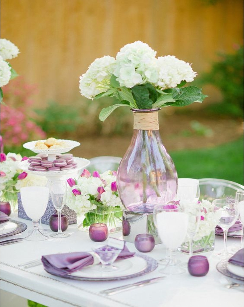 Spring table setting 4