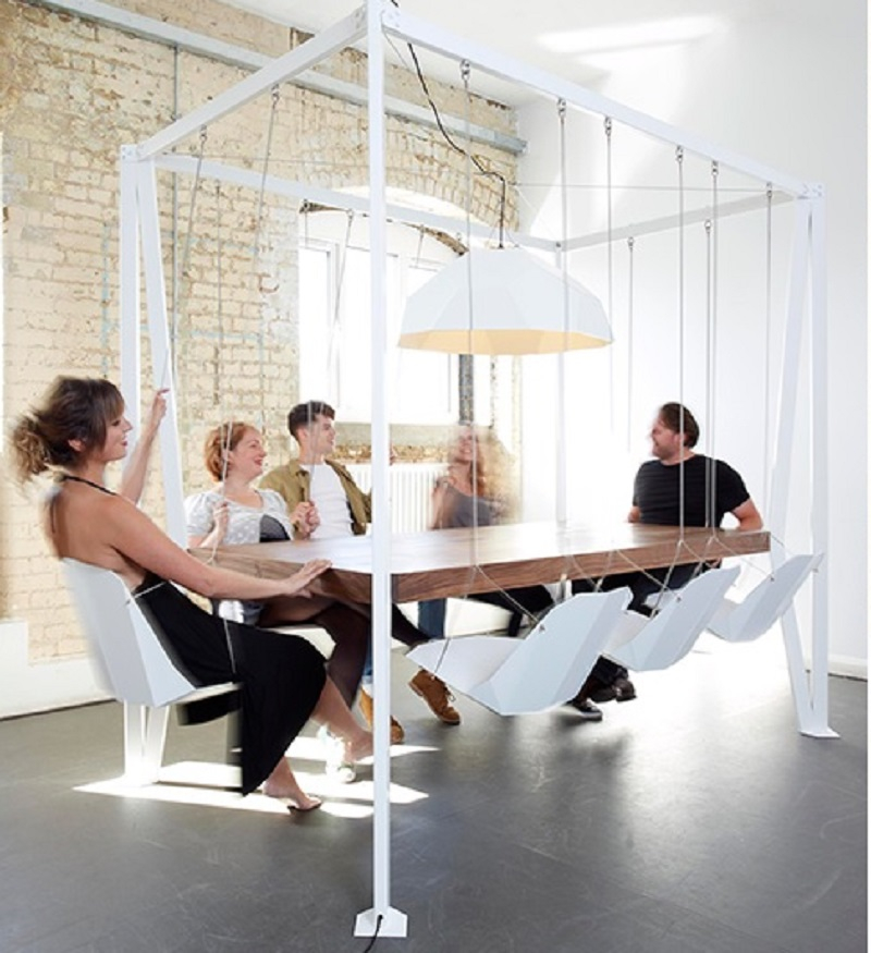 Swing-table-design
