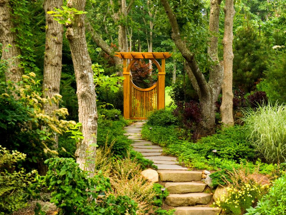 Gateway to relaxation