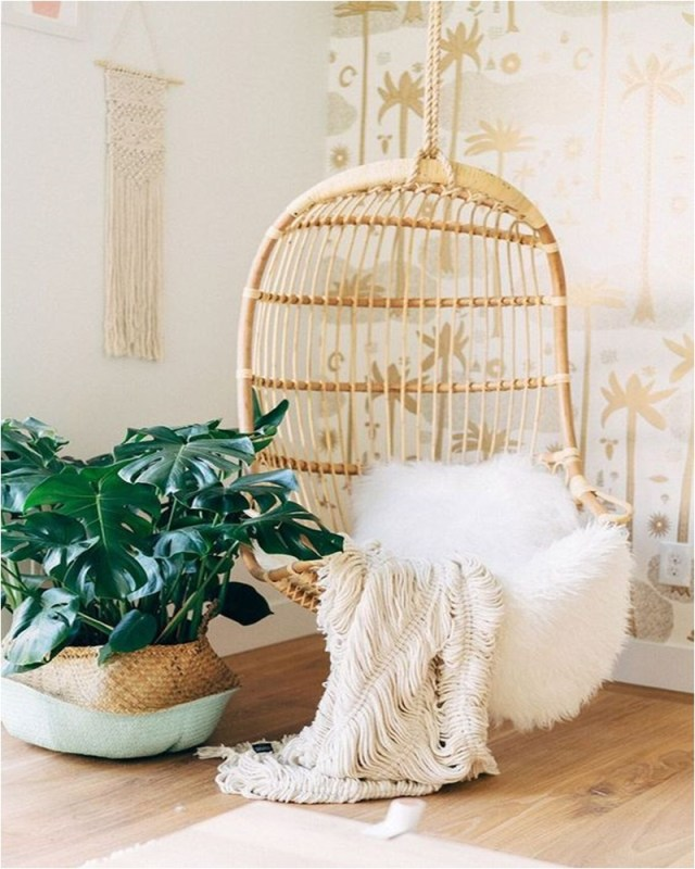 Rattan decoration ideas 6
