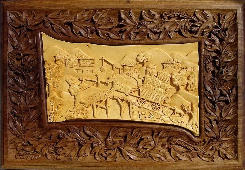 Famous-wood-wall-art-decor