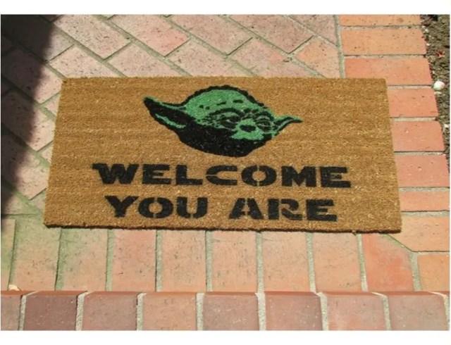 Funny doormat 8