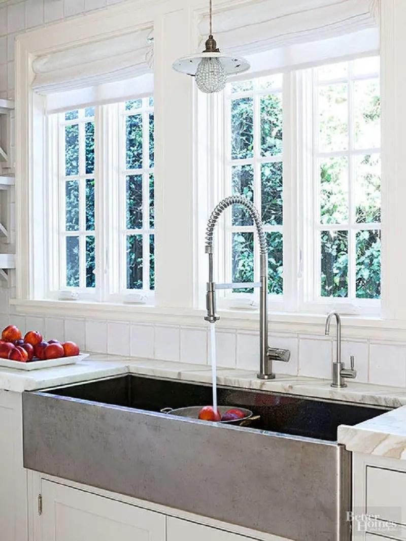 Big, practical sinks