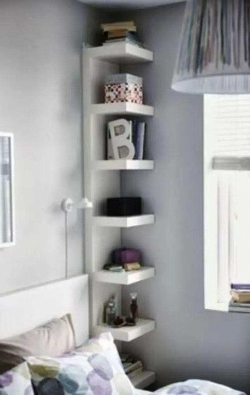 Genius corner storage ideas to upgrade your space 14