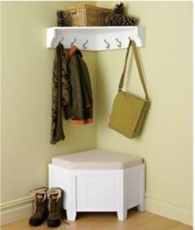 Genius corner storage ideas to upgrade your space 19