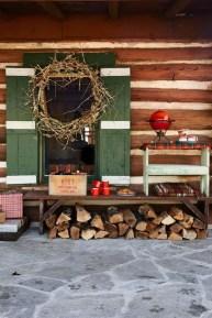 Adorable christmas porch décoration ideas 19