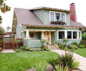 Exterior paint colors for house with brown roof 44