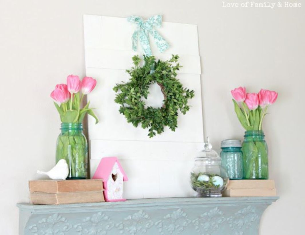 Awesome decor ideas to transition your home for springtime 01