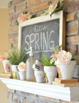 Awesome decor ideas to transition your home for springtime 13