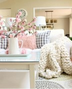 Awesome decor ideas to transition your home for springtime 19