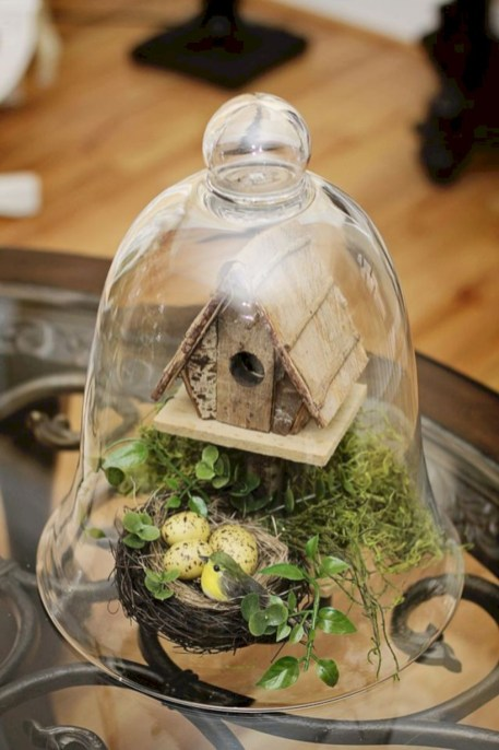 Awesome decor ideas to transition your home for springtime 26