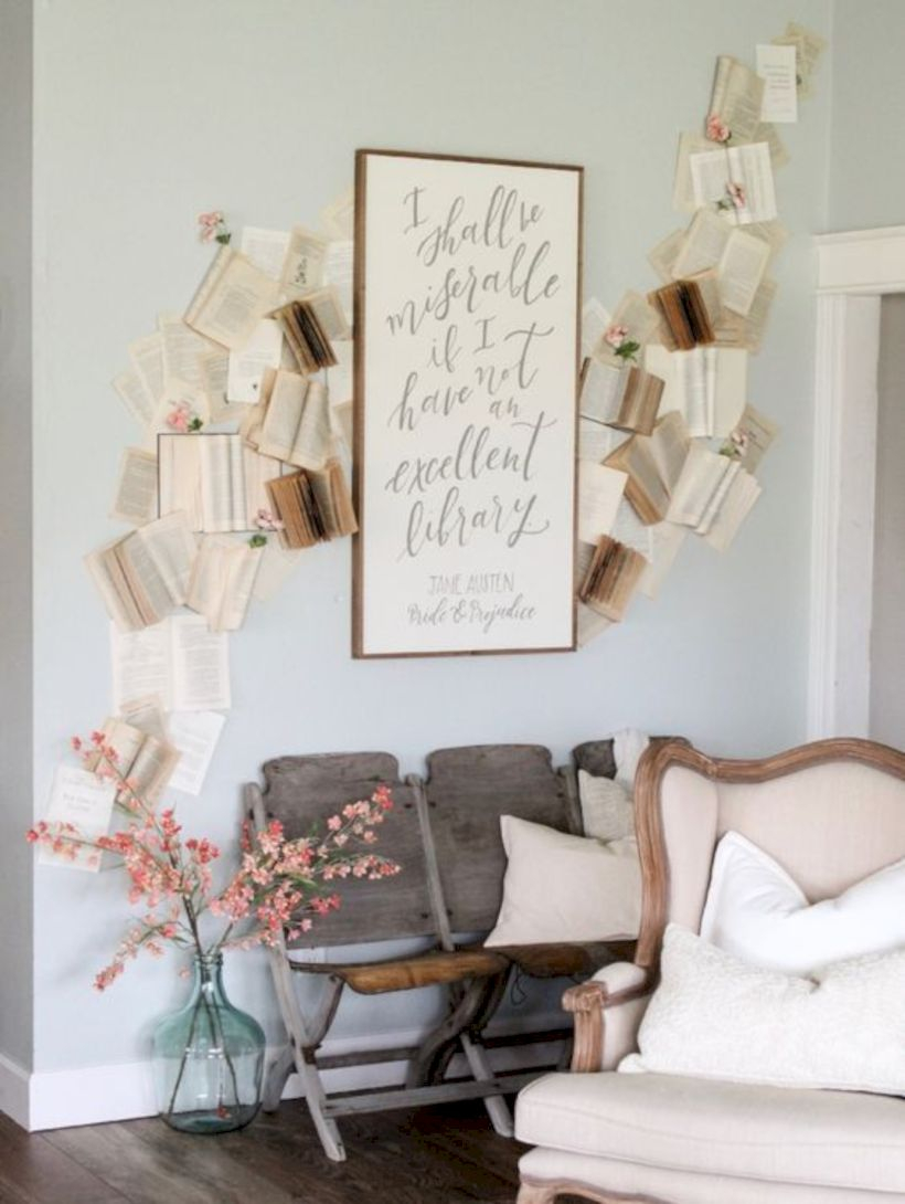 Awesome decor ideas to transition your home for springtime 27