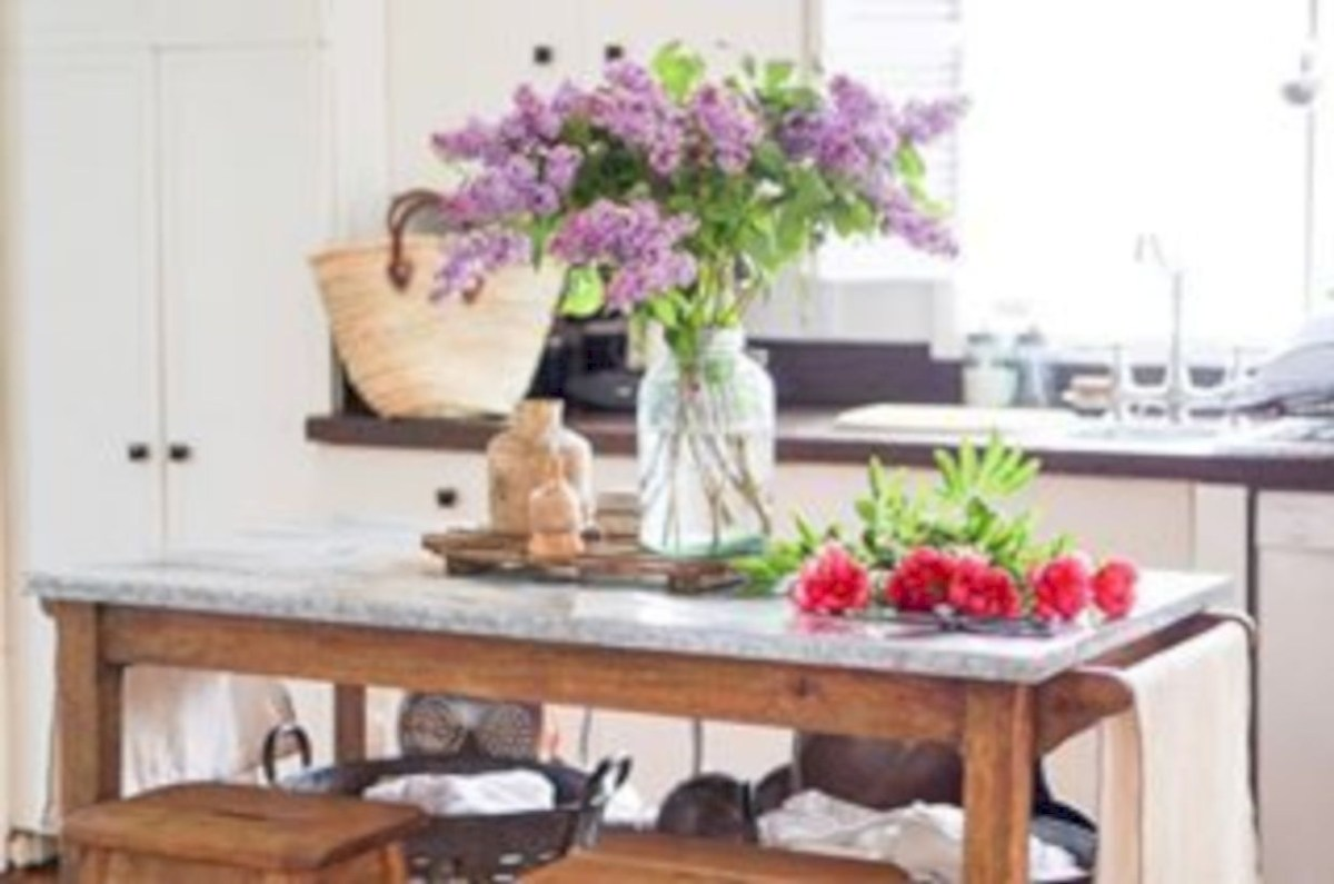 Awesome decor ideas to transition your home for springtime 28