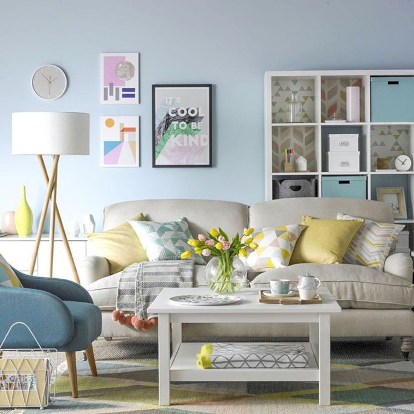 Awesome decor ideas to transition your home for springtime 32