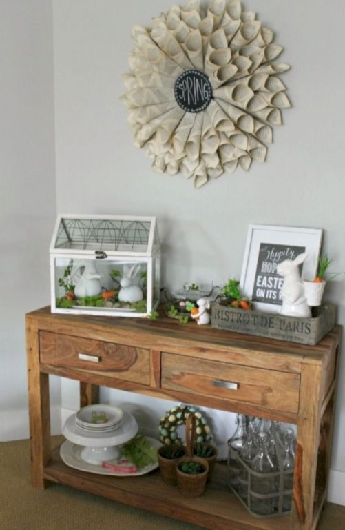 Awesome decor ideas to transition your home for springtime 38