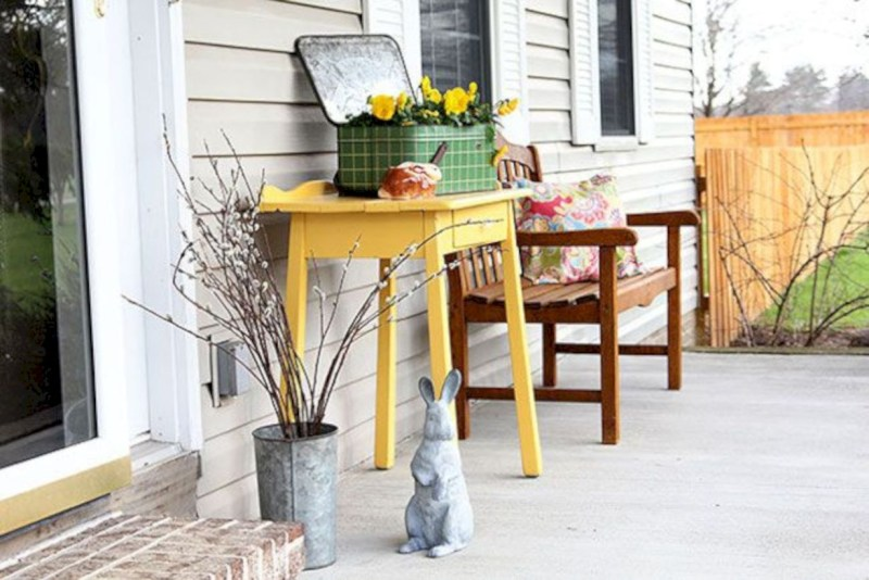Awesome decor ideas to transition your home for springtime 41