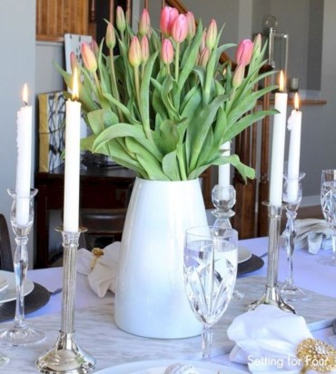 Awesome decor ideas to transition your home for springtime 45