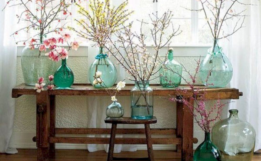 49 Awesome Decor Ideas to Transition Your Home for Springtime