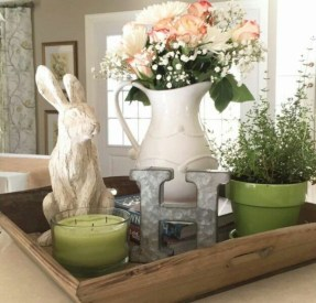 Awesome decor ideas to transition your home for springtime 49