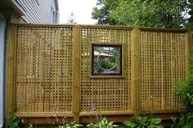 Bamboo fence ideas for small houses 04