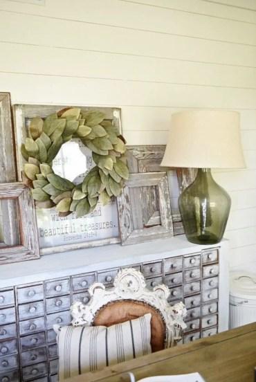 Beautiful farmhouse decor ideas for summer 37