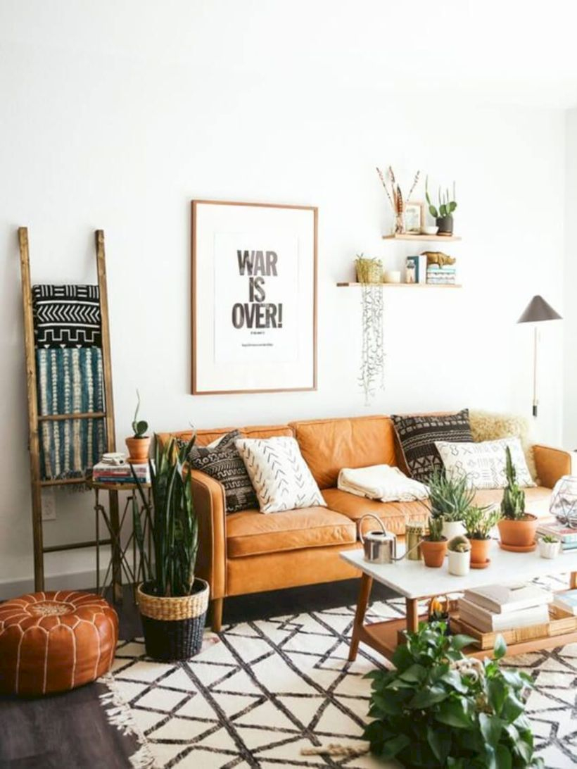 Beautiful modern style to upgrade your living room 36