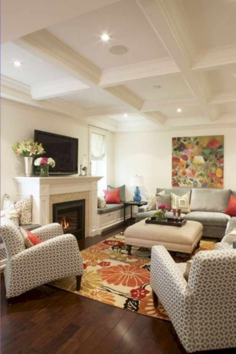 Beautiful modern style to upgrade your living room 44
