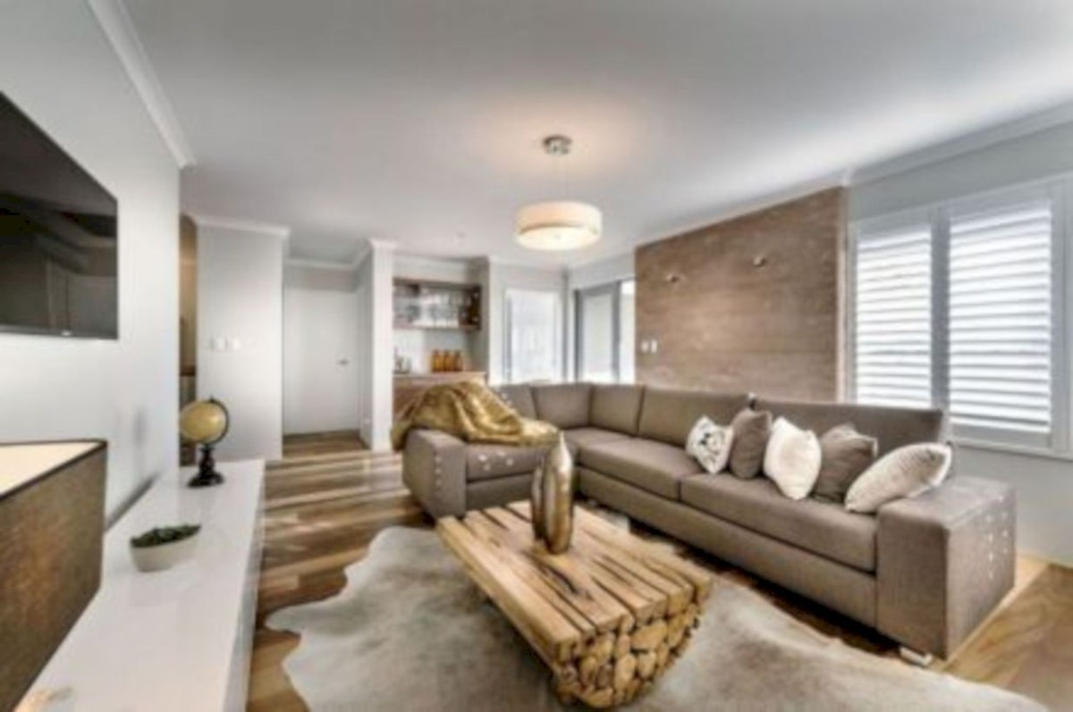 Beautiful modern style to upgrade your living room 53