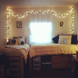 Creative dorm decoration ideas for your bedroom 06