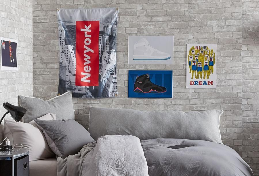 Creative dorm decoration ideas for your bedroom 08