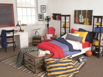 Creative dorm decoration ideas for your bedroom 11
