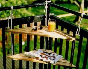 Creative small balcony design ideas for spring 47