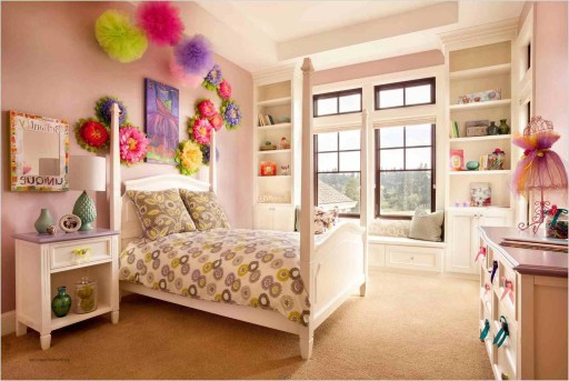 Cute girls bedroom ideas for small rooms 01