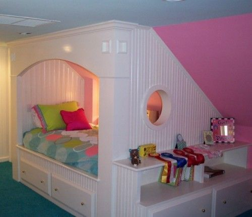 Cute girls bedroom ideas for small rooms 07