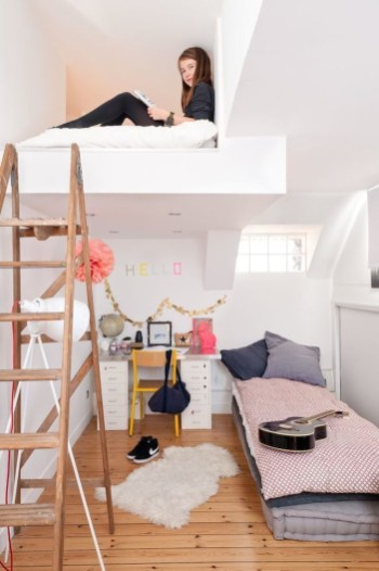 Cute girls bedroom ideas for small rooms 10