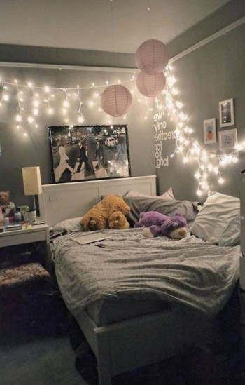 Cute girls bedroom ideas for small rooms 24