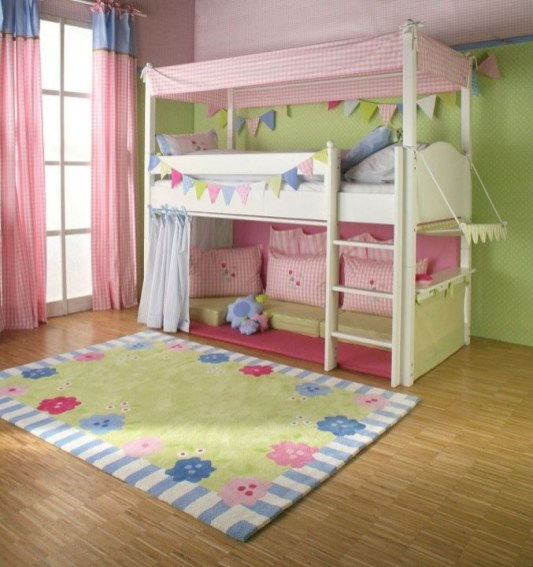 Cute girls bedroom ideas for small rooms 26