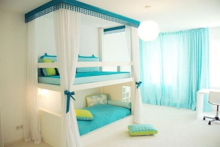 Cute girls bedroom ideas for small rooms 37